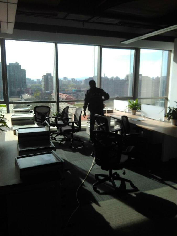 办公室除甲醛有什么原则?