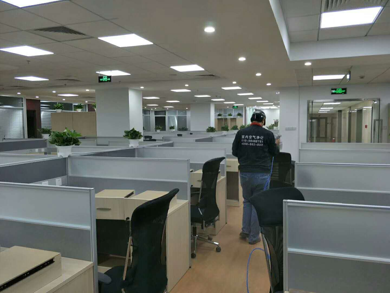 新装修办公室除甲醛的方法及重要性